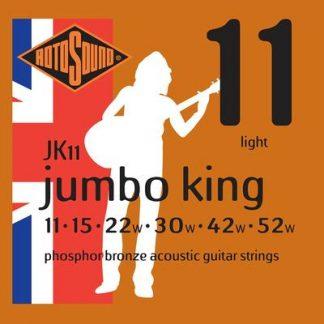 JK11 acoustic guitar strings