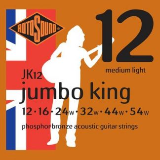 JK12 acoustic guitar strings