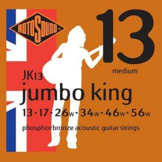 JK13 acoustic guitar strings