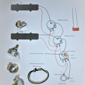 JBass wiring kit